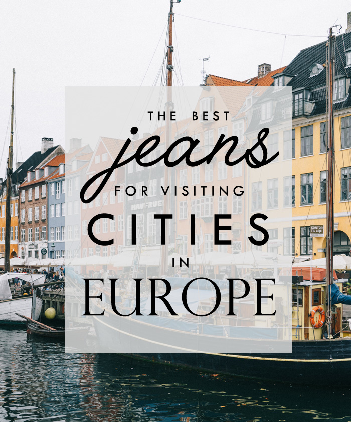 best jeans for europe